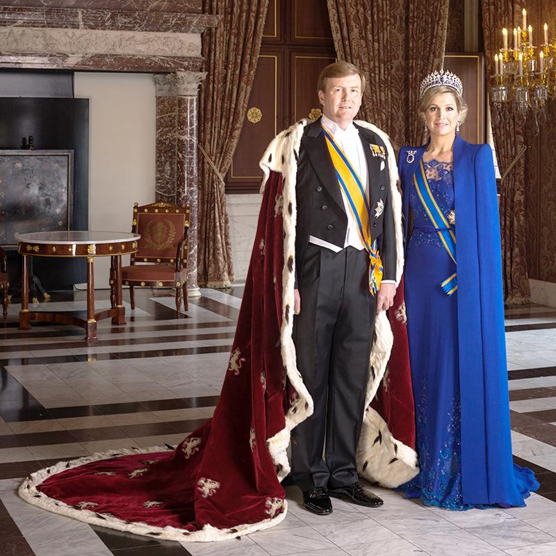 koning willem alexander en koningin maxima